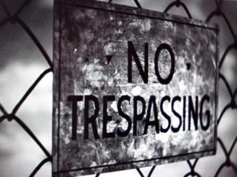 Image result for citizen kane no trespassing